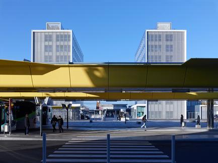Dossier de presse | 898-05 - Communiqué de presse | Multimodal Interchange of Saint-Nazaire - Tetrarc - Institutional Architecture - Crédit photo : Stéphane Chalmeau