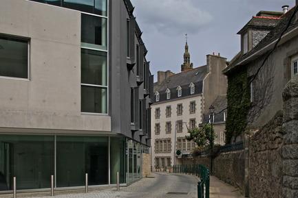 Press kit | 958-01 - Press release | Institut de génomique marine - Barré-Lambot Architectes - Architecture institutionnelle - Photo credit: Philippe Ruault Photographe