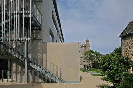 Press kit | 958-01 - Press release | Institute of marine genomics - Barré-Lambot Architectes - Institutional Architecture - Photo credit: Philippe Ruault Photographe