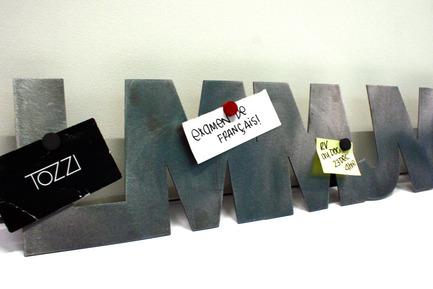 Press kit | 884-01 - Press release | Projet HEC édition 2011 - École de design industriel de l'Université de Montréal - Event + Exhibition - Calendrier de semaine - Photo credit: Pascale Desormeaux