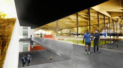Press kit | 562-10 - Press release | Saucier + Perrotte / Hughes Condon Marler Architectes remportent les honneurs ! - Bureau du design - Ville de Montréal - Concours - Photo credit: Saucier + Perrotte