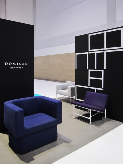 Press kit | 740-06 - Press release | Domison at the IIDEX show - Domison - Event + Exhibition - Photo credit: Robert Bouchereau