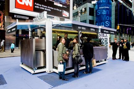 Press kit | 675-04 - Press release | SnackBox, Times Square New York - Aedifica - Lifestyle - Photo credit: Cesar Nicolescu
