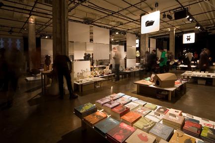 Press kit | 670-03 - Press release | souk @ sat | prise 8 | 2011 - Société des arts technologiques (SAT) - Event + Exhibition - souk @ sat - Photo credit: Steve Montpetit