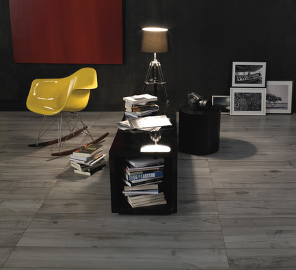Press kit | 846-02 - Press release | ECOLLECTION - Wood or ceramic tile? - Ceragres - Product - Photo credit: Portobello