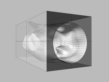Press kit   875-01 - Press release   Artificial Topography - Ryumei Fujiki - Competition - Photo credit: Ryumei Fujiki