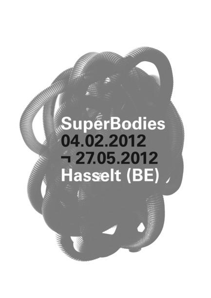 Dossier de presse | 873-01 - Communiqué de presse | Superbodies - The city of Hasselt - Event + Exhibition