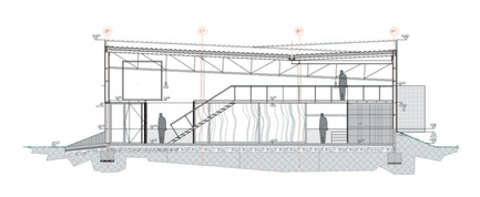 Press kit | 1006-01 - Press release | Glacial water botteling plant - Panorama - Industrial Architecture