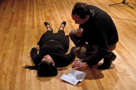 Dossier de presse | 701-04 - Communiqué de presse | The Québec Triennial 2011 - The Work Ahead of Us - Musée d'art contemporain de Montréal (MAC) - Évènement + Exposition -  Pétrin/Rebboh_01   - Crédit photo :  Pétrin/Rebboh_01