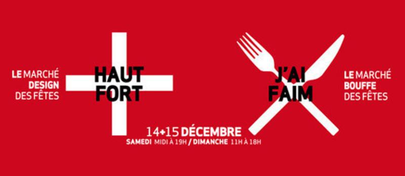 Press kit - Press release - Haut + Fort J'ai faim - HAUT+FORT