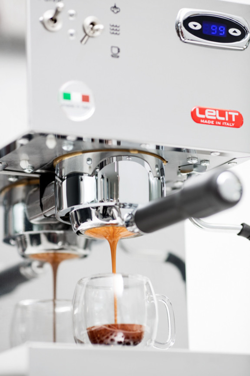 Newsroom - Press release - Now in Canada: EDIKA introduces LELIT brand espresso machines and accessories - Les importations EDIKA inc.