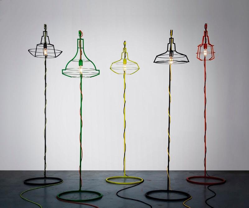 Salle de presse - Communiqué de presse - La collection d'éclairage Slims : Structure de contour pur - Studio Beam