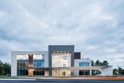 Salle de presse - Communiqué de presse - Le 1650, un édifice moderne au design affirmé - A2DESIGN Concepteurs stratégiques