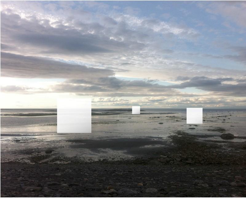 Press kit - Press release - THE WHITE ROOMS  by architect Pierre Thibault at Les Jardins de Métis / Reford Gardens - International Garden Festival