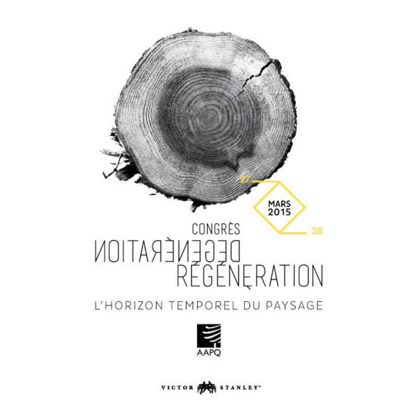 "Newsroom | v2com-newswire | Newswire | Architecture | Design | Lifestyle - Press release - AAPQ 50th anniversary congress ""Degeneration / Regeneration, the temporal horizon of landscape"" - L'Association des architectes paysagistes du Québec (AAPQ)"