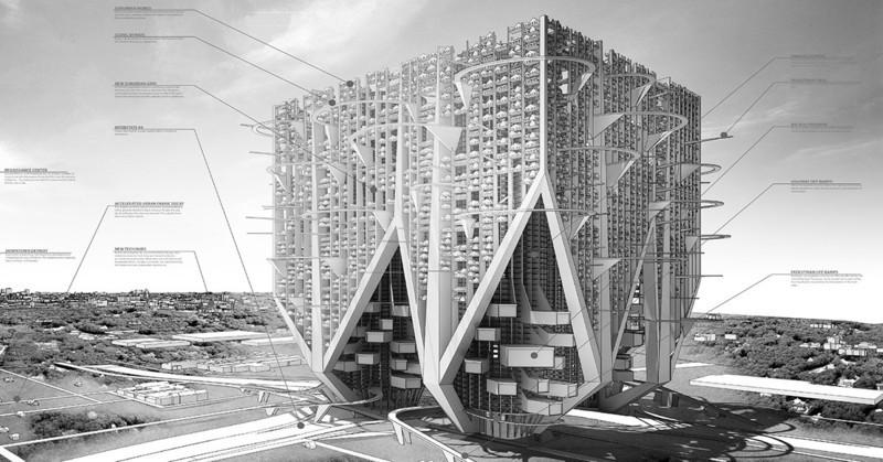 Salle de presse | v2com-newswire | Fil de presse | Architecture | Design | Art de vivre - Communiqué de presse - Mise en candidature : Concours Skyscraper2016 - eVolo Magazine