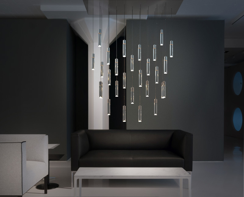 Press kit - Press release - Canadian Lighting Company Archilume Unveils New LED Chandeliers at  ICFF, May 16-19, 2015 - Archilume