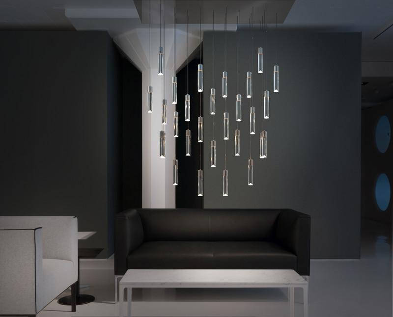 Dossier de presse - Communiqué de presse - Canadian Lighting Company Archilume Unveils New LED Chandeliers at  ICFF, May 16-19, 2015 - Archilume