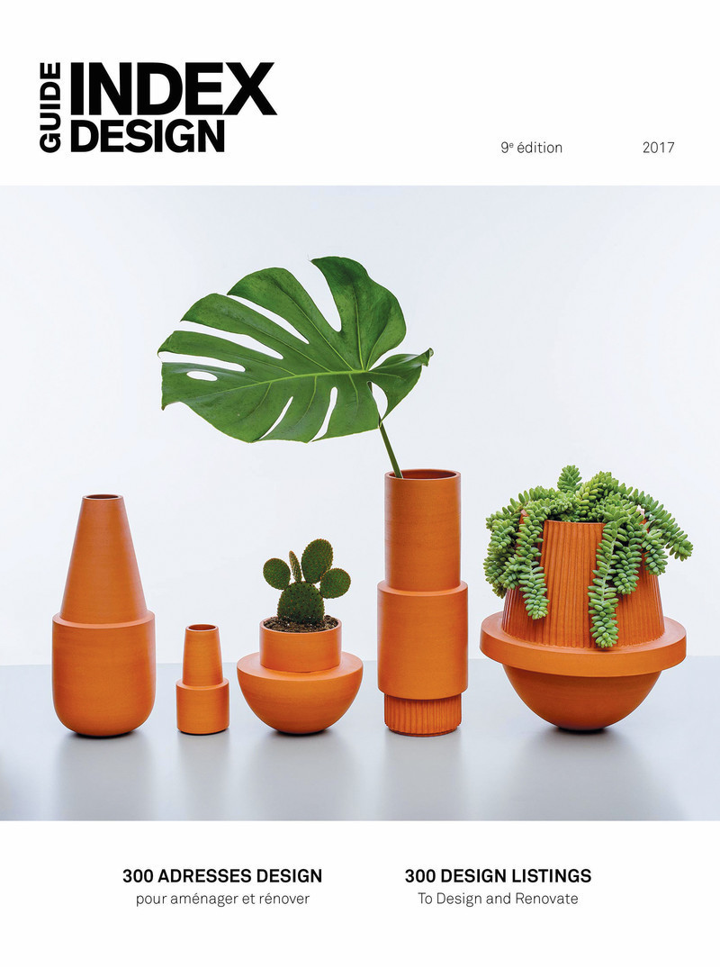 Newsroom - Press release - Index-Design launches the 9th annual Guide – 300 Addresses to Design and Renovate - Index-Design