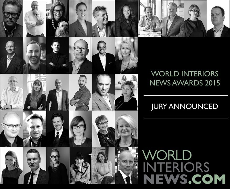 Salle de presse - Communiqué de presse - Annonce du jury des World Interiors News Awards 2015 - World Interiors News