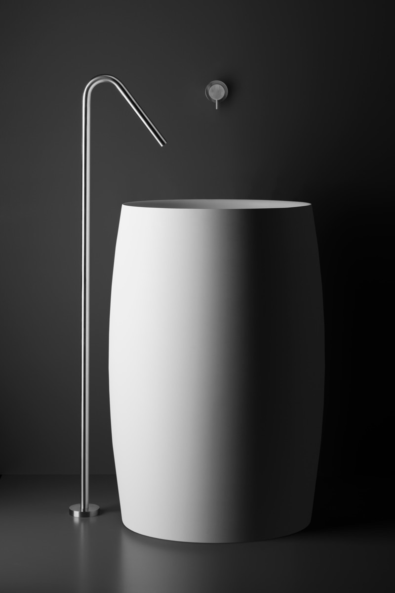 Press kit - Press release - INOX stainless steel tapware series - New collection - Blu Bathworks