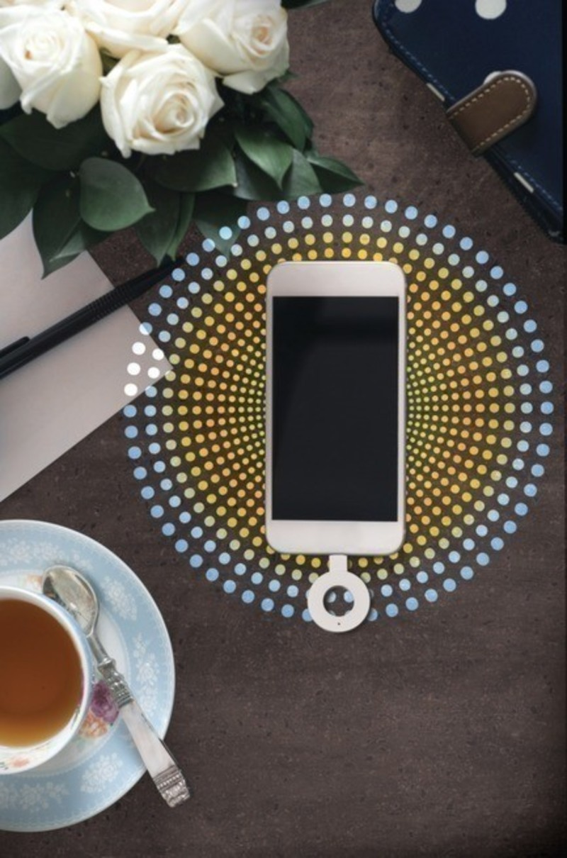 Newsroom | v2com-newswire | Newswire | Architecture | Design | Lifestyle - Press release - The NewCorian® Charging Surface by DuPont - Scodesign Distribution Inc.