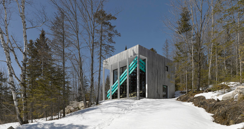 Newsroom | v2com-newswire | Newswire | Architecture | Design | Lifestyle - Press release - Lake Jasper House - Architecturama