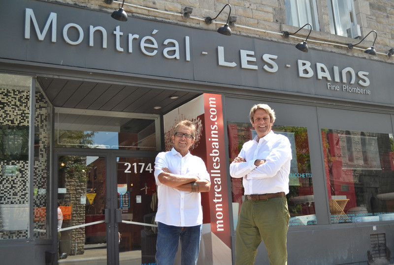 Newsroom | v2com-newswire | Newswire | Architecture | Design | Lifestyle - Press release - Ceragres acquires Montréal-Les-Bains - Ceragres