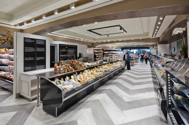 Newsroom | v2com-newswire | Newswire | Architecture | Design | Lifestyle - Press release - Pusateri's Fine Foods Market – A Refined Style - Ceragres