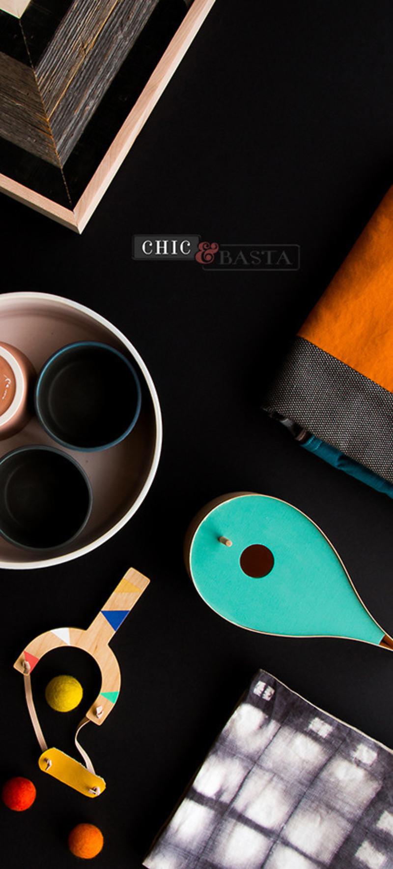 Press kit - Press release - C'est Chic! Designed in Quebec - Chic & Basta