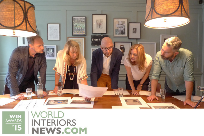 Newsroom - Press release - Shortlist announced for the World Interiors News Awards 2015 - World Interiors News