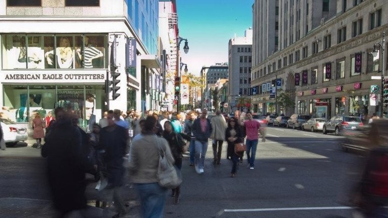 Newsroom - Press release - Design Competition – To minimize the impact of the public works on Sainte-Catherine Street West - Bureau du design - Ville de Montréal