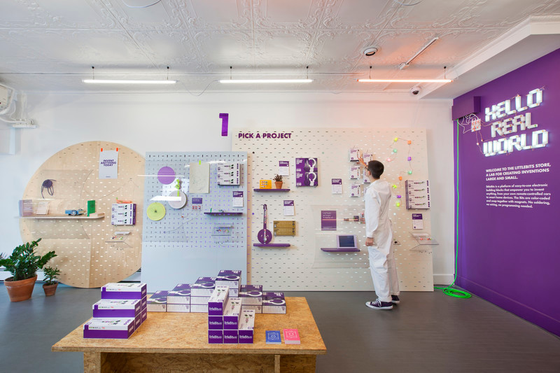 Press kit - Press release - Daily tous les jours creates interactive store in New York City - Daily tous les jours