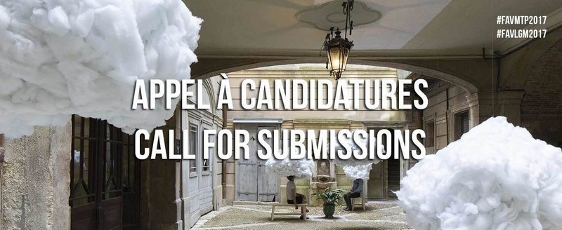 Newsroom - Press release - Call for submissions- FAV 2017 - Association Champ Libre - Festival des Architectures Vives (FAV)