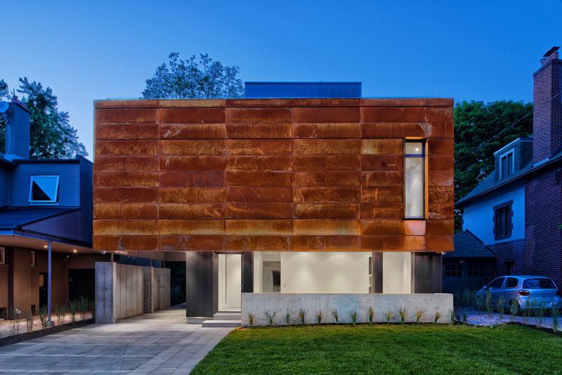 Press kit - Press release - Heathdale Residence - TACT Design INC.