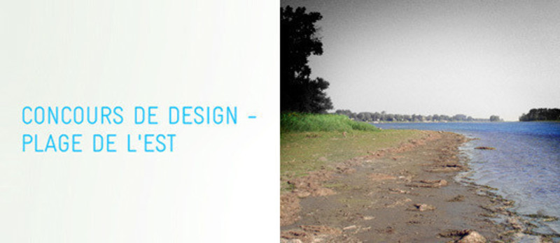 Newsroom | v2com-newswire | Newswire | Architecture | Design | Lifestyle - Press release - The call for proposals of the design competition for the Plage de l'Est is initiated! - Bureau du design - Ville de Montréal