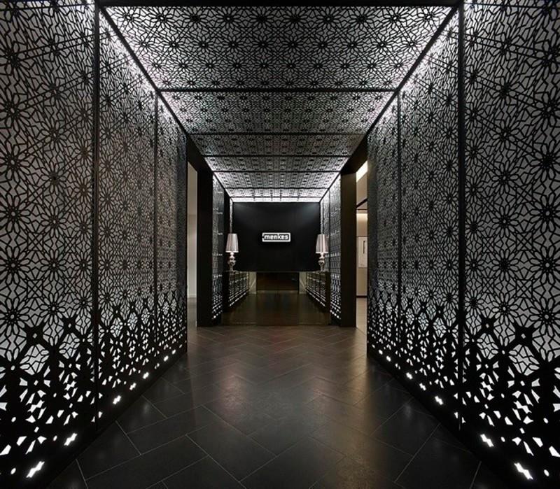Dossier de presse - Communiqué de presse - Mike Niven Interior Design Inc. wins 2015 ARIDO Award of meritfor NOIR Presentation Centre - NOIR Presentation Centre