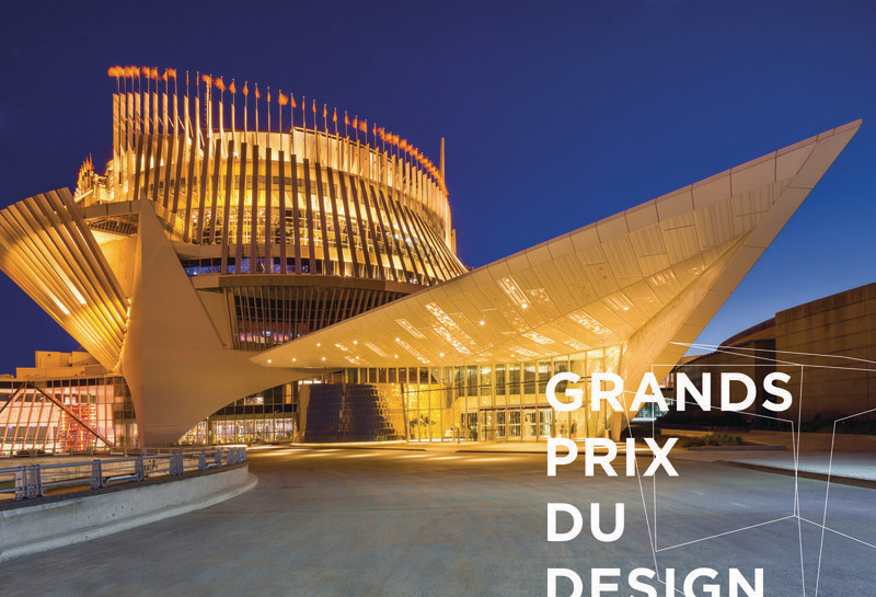 Newsroom | v2com-newswire | Newswire | Architecture | Design | Lifestyle - Press release - Discover the best projects of the industry of design and architecture at the 9th edition of theGrands Prix du Design - Agence PID