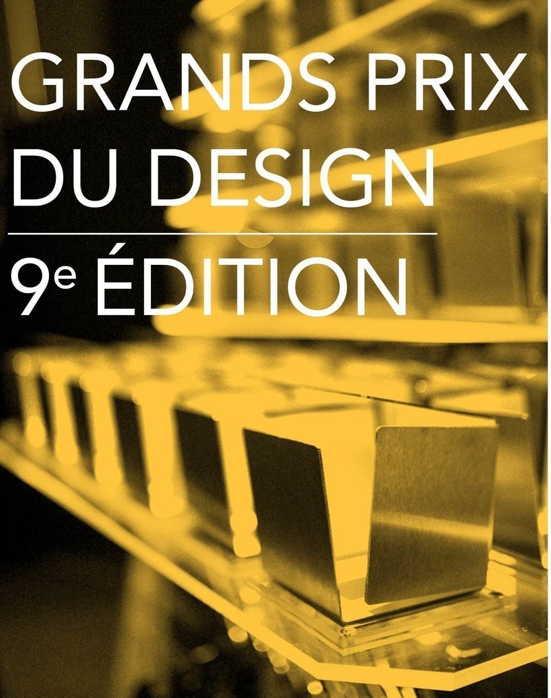 Press kit - Press release - Grands Prix du Design Award 9thedition. And the winners are... - Agence PID