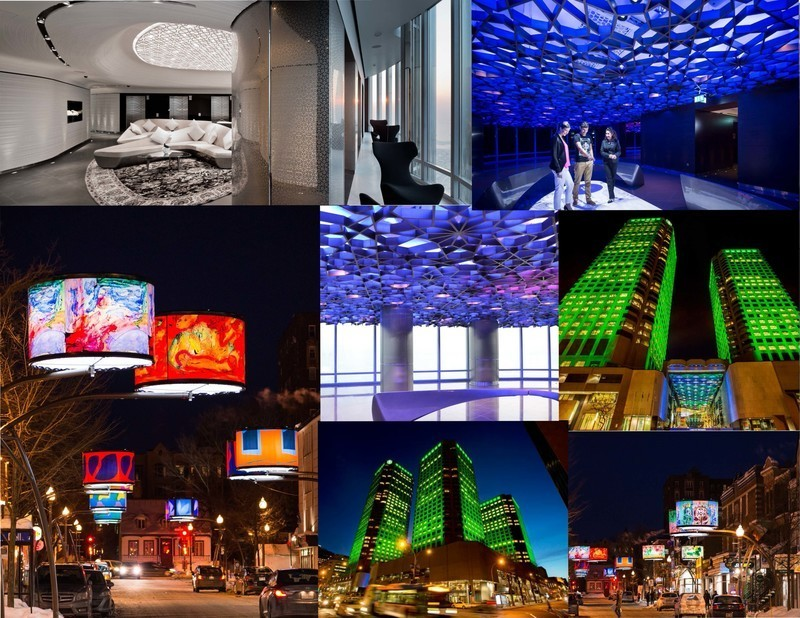 Newsroom - Press release - Lightemotion wins three IES-Montréal Lumière 2015 Illumination Awards - Lightemotion