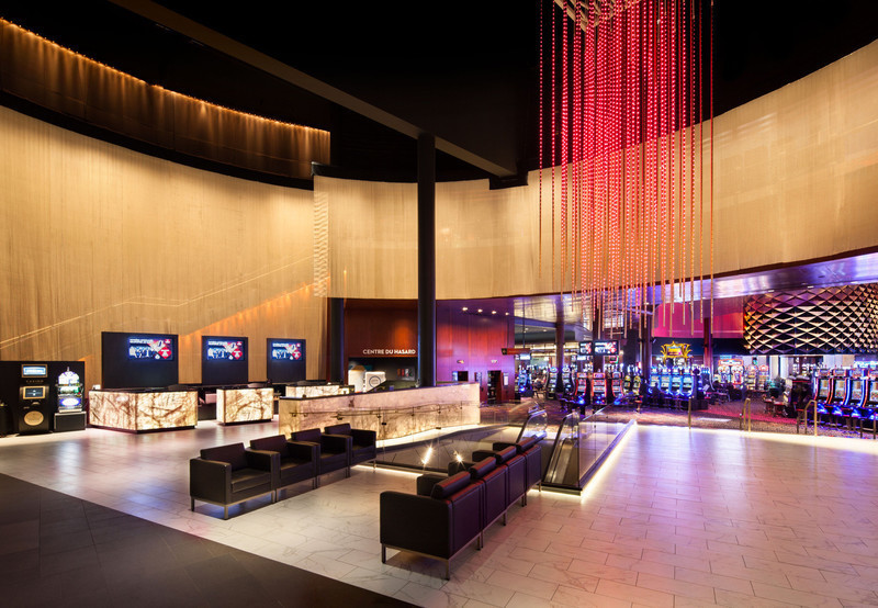 Newsroom | v2com-newswire | Newswire | Architecture | Design | Lifestyle - Press release - An immersive Lighting design for the Lac-Leamy Casino - Lightemotion
