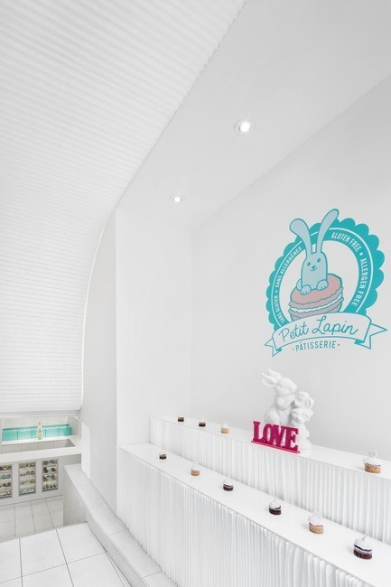 Newsroom - Press release - Petit Lapin Bakery - Architecture Open Form