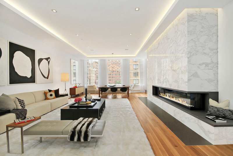 Press kit - Press release - 738 Broadway: Where Splendor and Simplicity Meet - Escobar Design by Lemay
