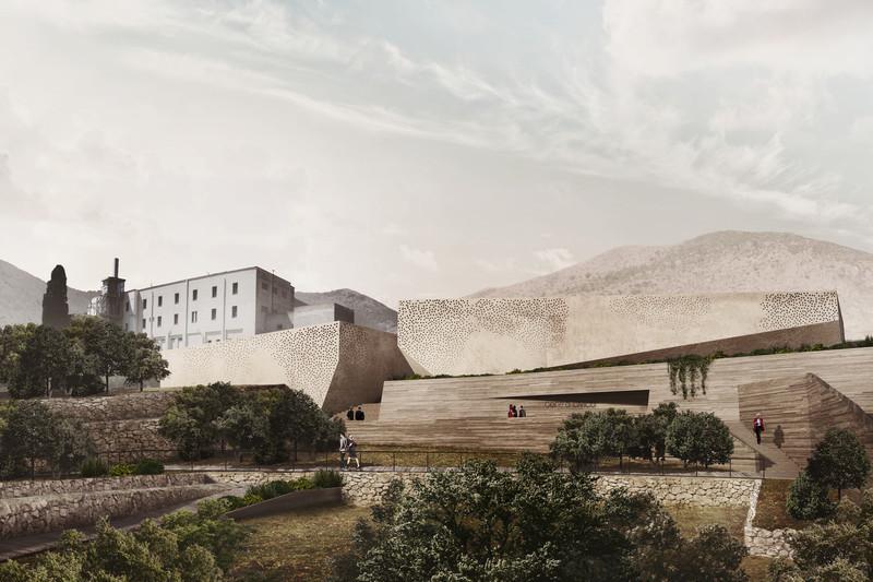 Press kit - Press release - New Civic Centre in Villacidro - 3TI PROGETTI