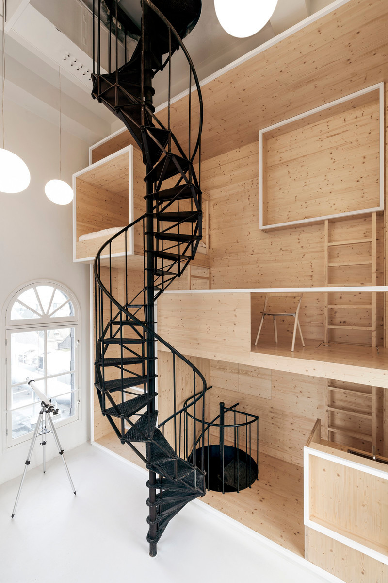 Newsroom - Press release - 'Room On The Roof' by i29 interior architects - i29 | interior architects