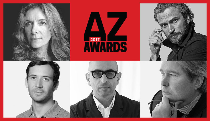 Newsroom | v2com-newswire | Newswire | Architecture | Design | Lifestyle - Press release - Meet the Jurors of the 2017 AZ Awards - AZURE