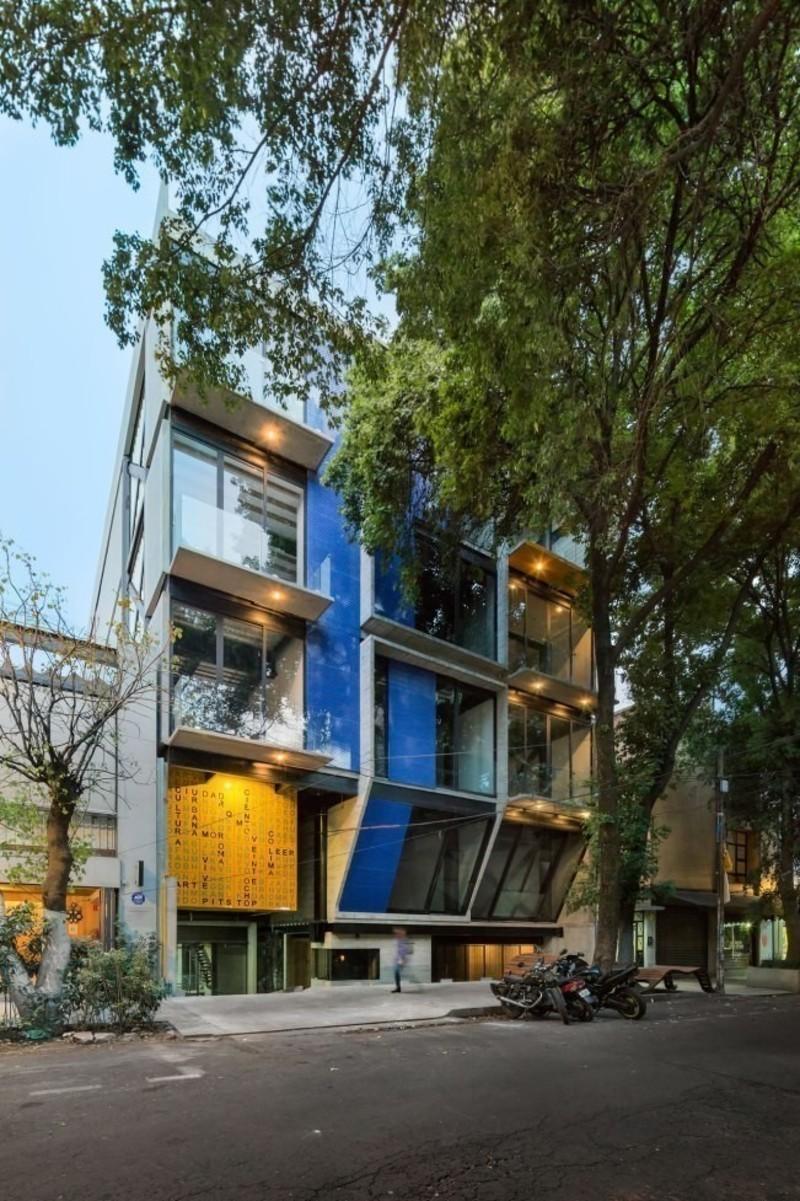 Salle de presse | v2com-newswire | Fil de presse | Architecture | Design | Art de vivre - Communiqué de presse - « ColiRoma CientoVeinteOcho » - Arqmov Workshop