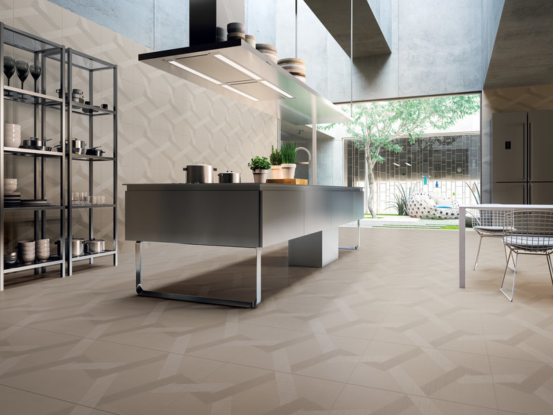 Press kit - Press release - An incredible maze of ideas and creativity: Labyrinth by Giulio Iacchetti - Ceramiche Refin S.p.A.