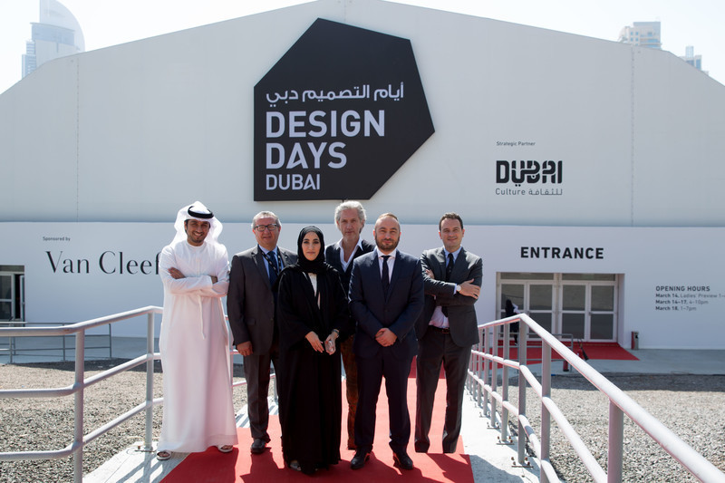 Newsroom | v2com-newswire | Newswire | Architecture | Design | Lifestyle - Press release - Design Days Dubai Completes It Fifth And Most Successful Edition To-Date - Design Days Dubai