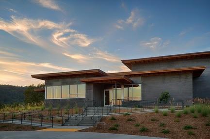 Press kit - Press release - Titus Vineyards - MH Architects